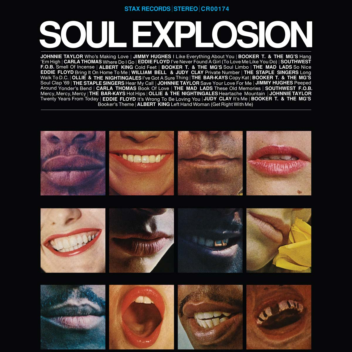 """Featured image for """"Soul Explosion 2-LP Reissue – Release Date May 31st"""""""