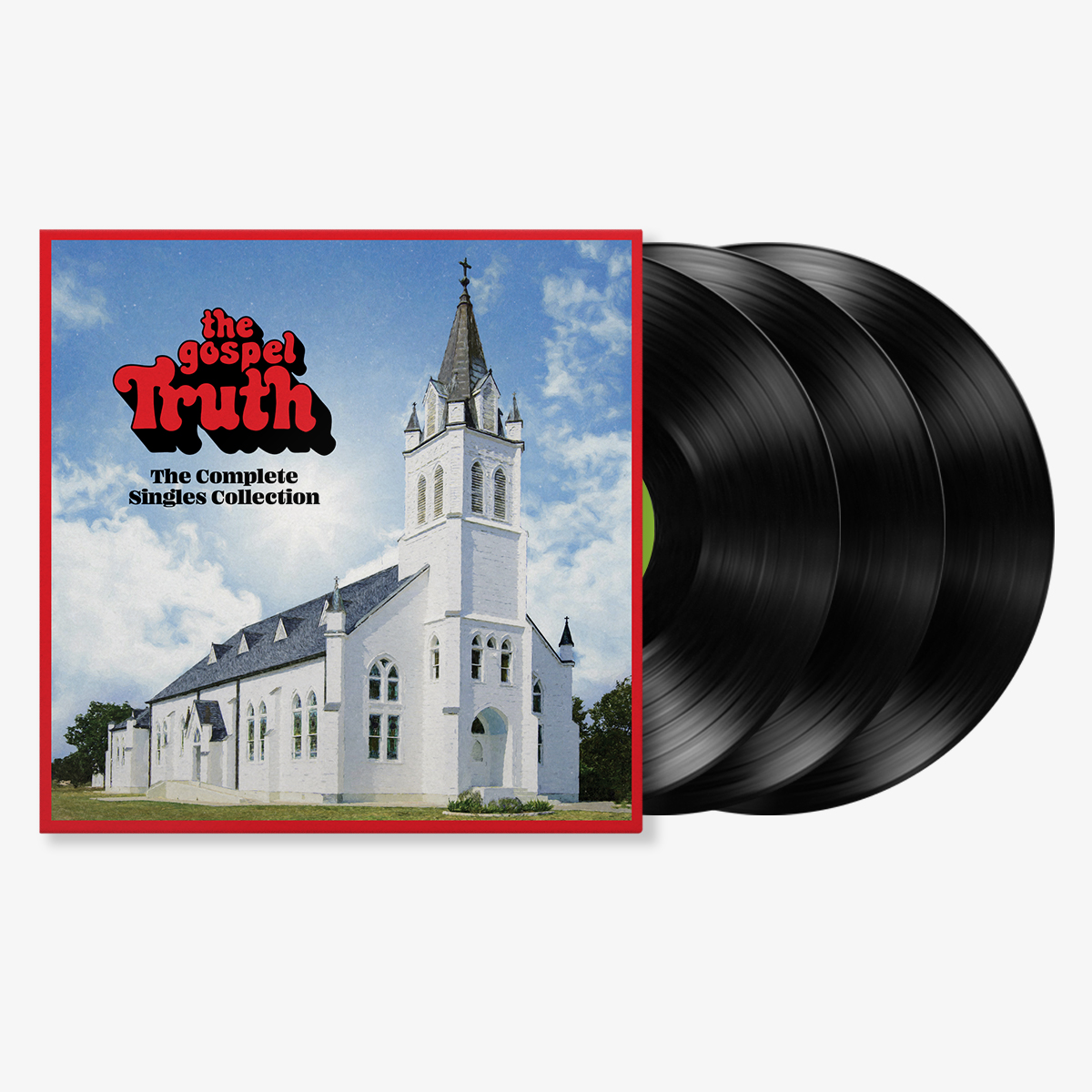 """Featured image for """"THE GOSPEL TRUTH: THE COMPLETE SINGLES COLLECTION SET FOR RELEASE"""""""